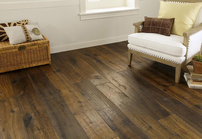 About All Of It Luxury Vinyl Flooring
