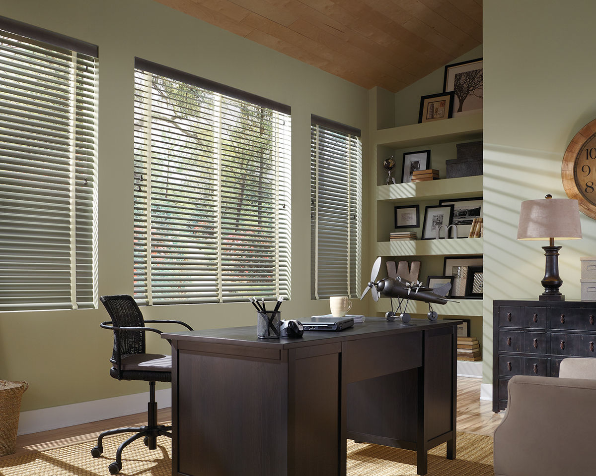 Trendy Office Designs Blinds In Window Fashions Stores In Anchorage And Wasilla Ak